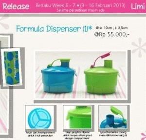 Kios Tupperware berbagi http://images.plurk.com/GkjW-2cC43Q569KkQVMWbeCWGvw.jpg Formula Dispenser - #ja8gps - Plurk