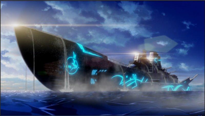 【雪の動畫觀後感】我是誰?我是為了什麼而存活在這世上? ------ 蒼藍鋼鐵戰艦 - jdes973241的創作 ...