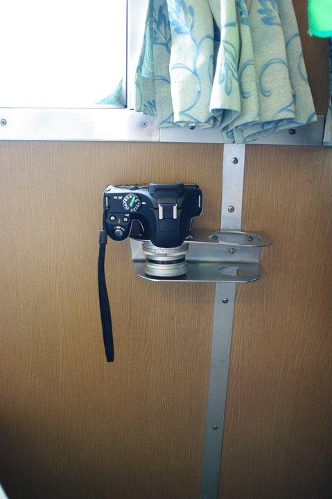 搭火車放相機的方式