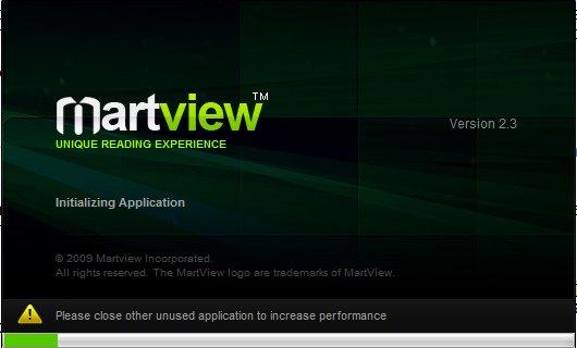 tampilan martview