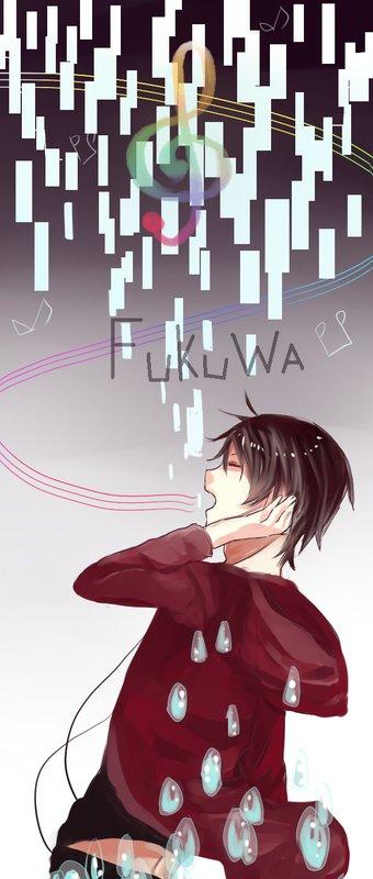 Fuku singing