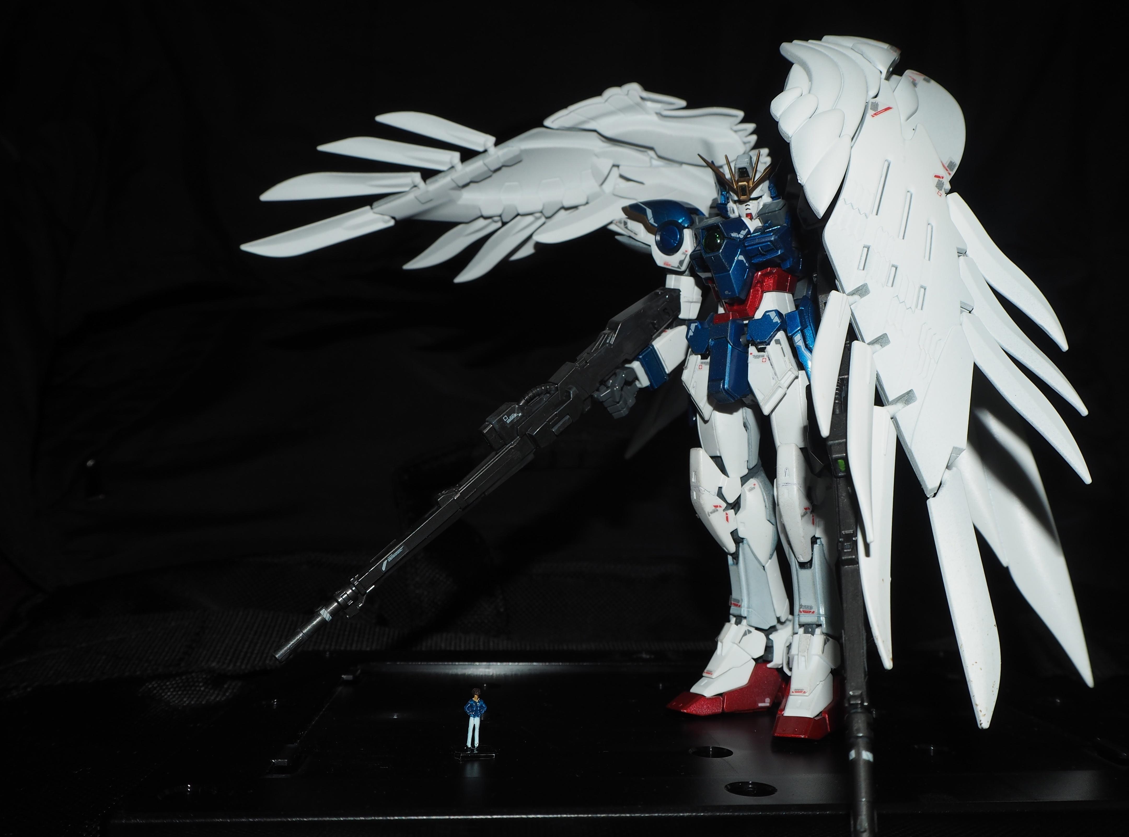 [分享] RG Wing Gundam Zero EW
