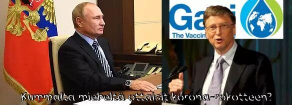 Kummalta rokote?